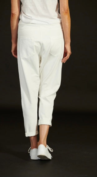 Love from Italy- Lost in Transit Pants White
