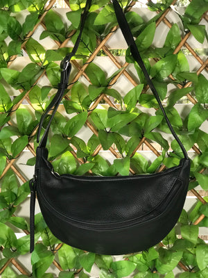 CROSS BODY BAG BLACK - Urban Luxury