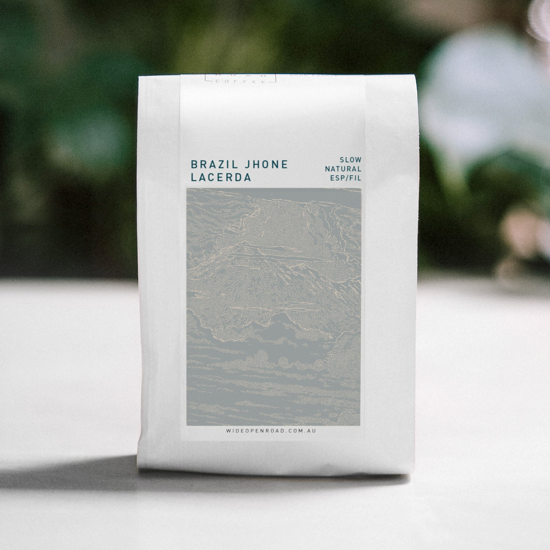 SINGLE ORIGIN ESPRESSO - Brazil, Jhone Lacerda