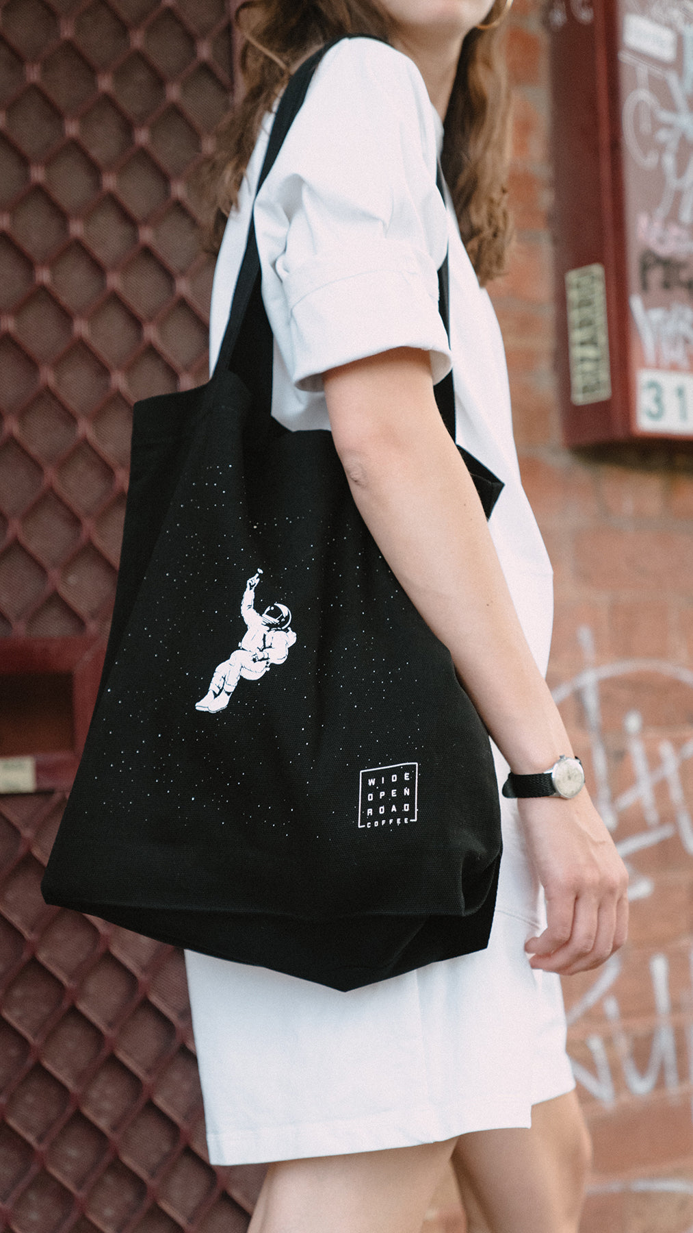 'EXPLORER' TOTE BAG