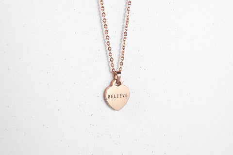 Heart | Necklace
