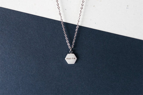 Hexagon | Necklace