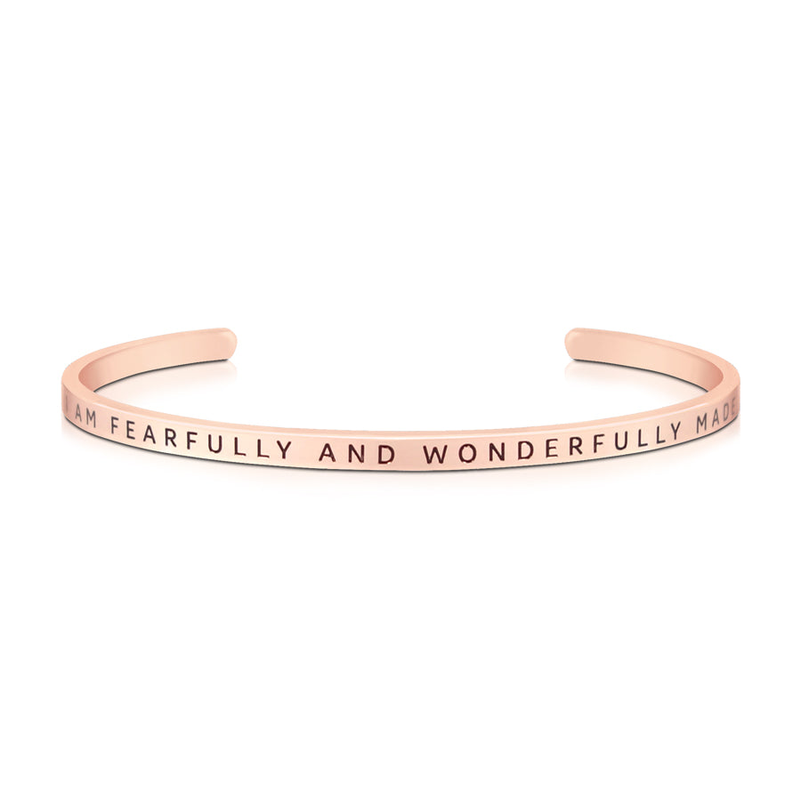 I Am Fearfully And Wonderfully Made {Verse Band}