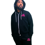 Love of A Black Planet Zip Hoodie