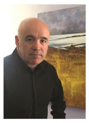 Gary McNamara Artist At The Acorn Gallery, Pocklington