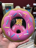 The Pink Doughnut Original by Marie Louise Wrightson *SOLD*