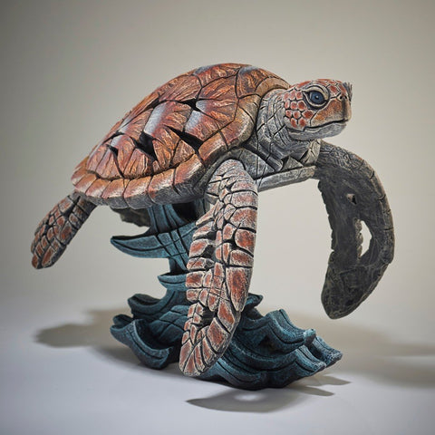 Sea Turtle by Edge Sculpture