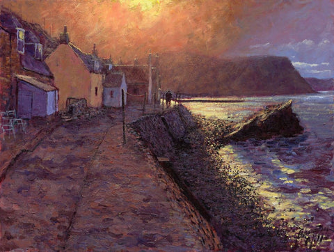 After The Storm (Crovie) by Alexander Millar