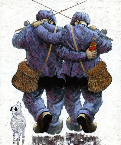 Couldnae Catch A Cold by Alexander Millar *NEW*