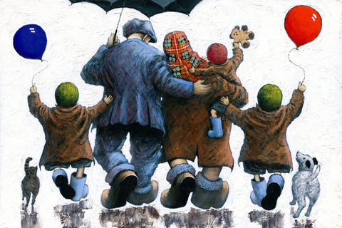 Family by Alexander Millar *NEW*