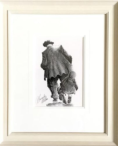 Follow My Leader Original by Alexander Millar