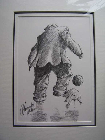 It's Mine Original Sketch by Alexander Millar *SOLD*