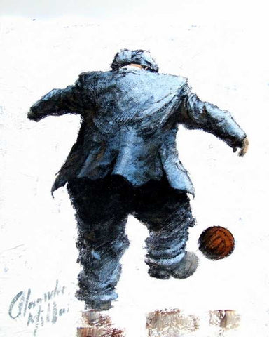 Keep It Up Original by Alexander Millar *SOLD*