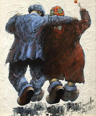 Love Is... Original by Alexander Millar *SOLD*