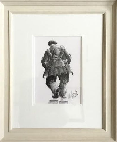 Piggy Back Original by Alexander Millar