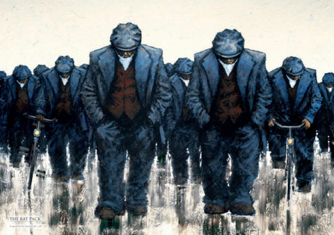 The Rat Pack Original by Alexander Millar *NEW*
