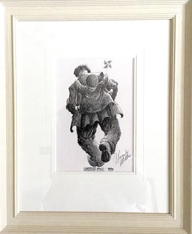 Windy Millar Original by Alexander Millar