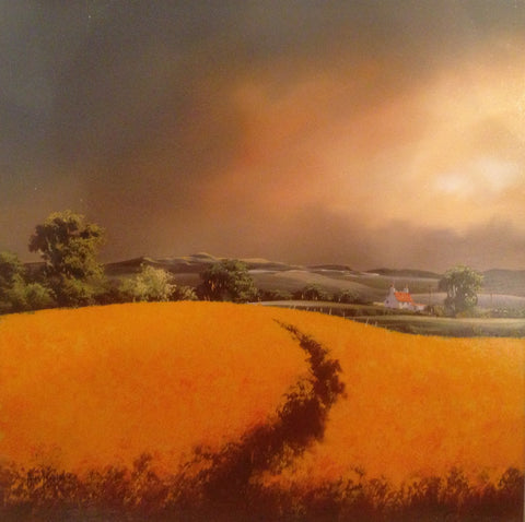 Fields Of Gold VII Original by Allan Morgan *SOLD*