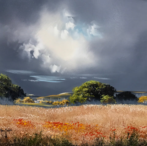 Fields Of Home Original by Allan Morgan *NEW*