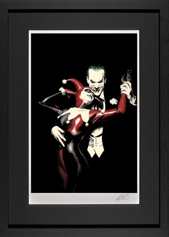 Tango With Evil Paper by Alex Ross *NEW*