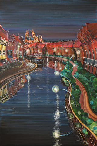 Beverley Beck by Rayford-Limited Edition Print-The Acorn Gallery-Rayford-artist-The Acorn Gallery