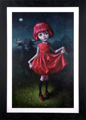 Dare Canvas by Craig Davison
