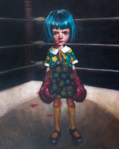 Dig Deep Canvas by Craig Davison