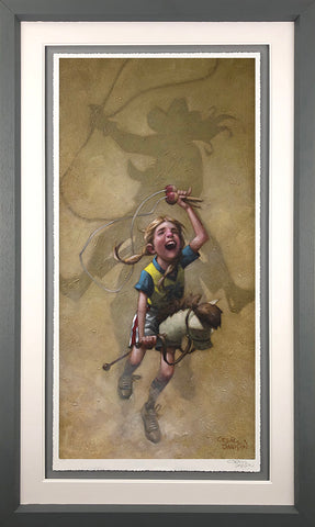 Just Rope, Throw And Brand 'Em Paper by Craig Davison