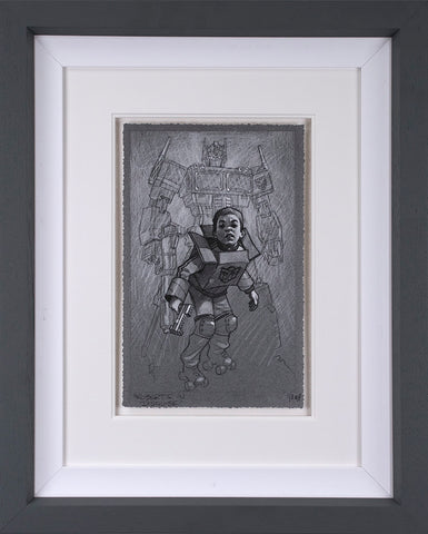Robot's In Disguise by Craig Davison *NEW*