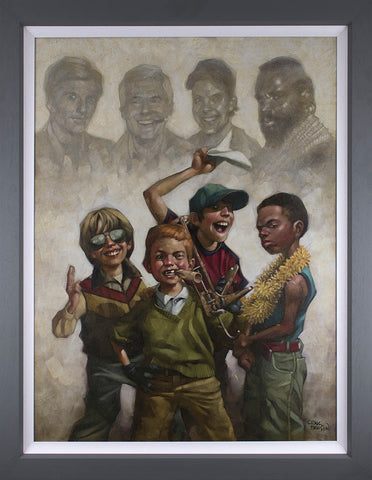 The B Team (The A Team) by Craig Davison