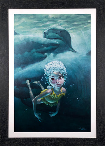 Worse Things Happen At Sea Canvas by Craig Davison