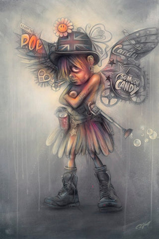 Sugar Glum Fairy by Craig Everett
