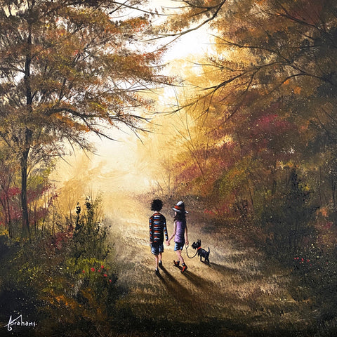 Autumn Dreams Original by Danny Abrahams *NEW*