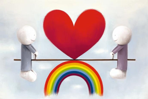 Love From A Distance by Doug Hyde *NEW*