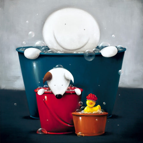 Rub A Dub Dub by Doug Hyde *NEW*