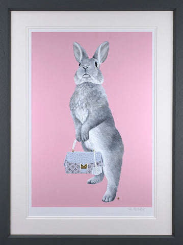 Bunny Girl - Louis Vuitton by Dean Martin