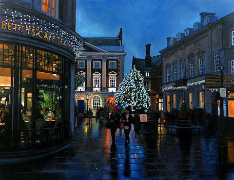 York St. Helens Original by Daniel Robinson Ford *SOLD*-Original Art-The Acorn Gallery-Dan-Daniel-Robinson-Ford-artist-The Acorn Gallery