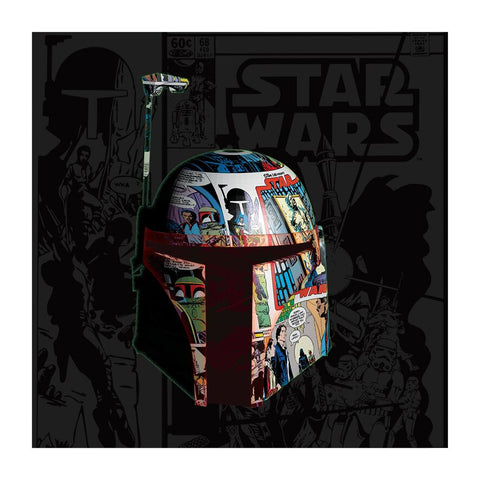 Bounty Hunter (Boba Fett) by David Williamson *NEW*