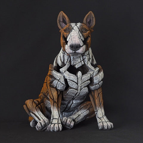 Bull Terrier (Red White) by Edge