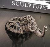 African Elephant by Edge Sculpture-Sculpture-EDGE-Sculpture-Matt-Buckley-artist-The Acorn Gallery