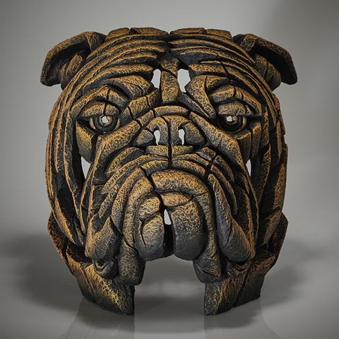 British Bulldog by Edge Sculpture *NEW*