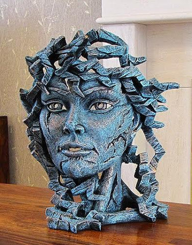 Venus by Edge Sculpture-Sculpture-EDGE-Sculpture-Matt-Buckley-artist-The Acorn Gallery