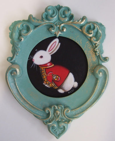 Alice's Little Sweetheart Original by Marie Louise Wrightson *SOLD*