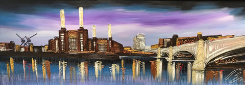 Battersea Original by Edward Waite *SOLD*