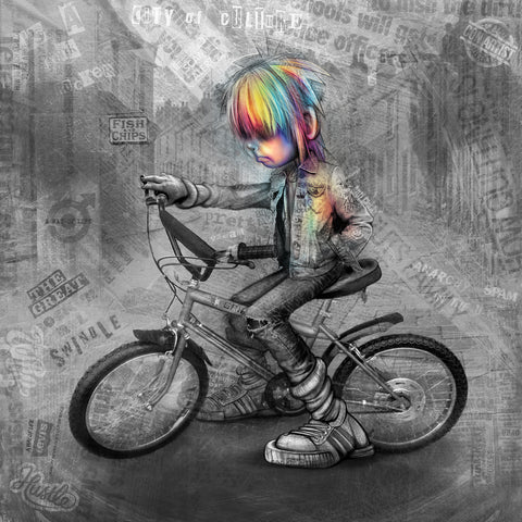 The Grifter - Rainbow by Craig Everett *NEW*