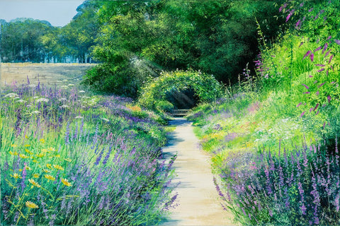 Lavender Walk by Heather Howe *NEW*