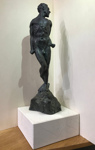 Prometheus Bronze Sculpture by Joseph Hayton