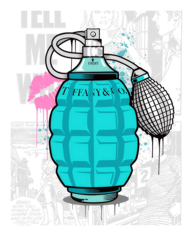 Designer Grenade (Tiffany And Co. Perfume) by  JJ Adams
