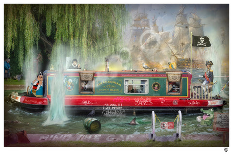 Wind In The Willows (Rule Britannia Collection) by JJ Adams