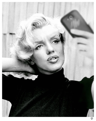 Monroe Selfie by JJ Adams